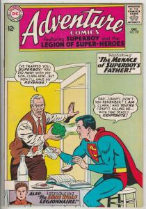 Adventure Comics #327 (Dec-64) NM- High-Grade Legion of Super-Heroes, Superboy