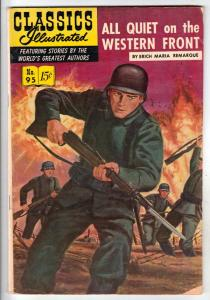 Classics Illustrated #95 (Nov-66) FN+ Mid-High-Grade