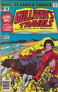 Marvel Classics Comics #6