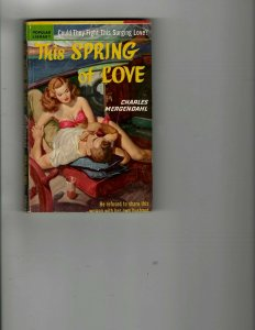 3 Books This Spring of Love The Lion and the Lamb Chinese Red Murder Drama JK23