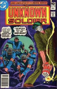 DC THE UNKNOWN SOLDIER (1977 Series) #239 VF/NM