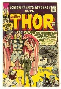 Journey Into Mystery 113   Origin Loki