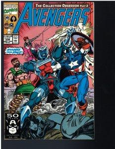 Avengers #335 (Marvel, 1991)