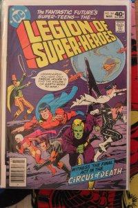 Legion of Super-Heroes 261  FN/VF