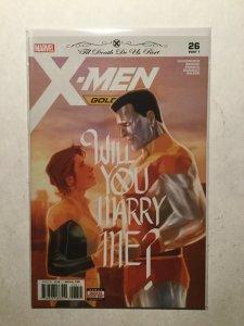 X-Men Gold 26 Near Mint Nm Marvel