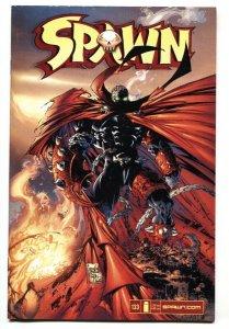 SPAWN #133 2004 Low print run-Image comic book