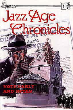 Jazz Age Chronicles (Caliber) #1 FN; Caliber | save on shipping - details inside