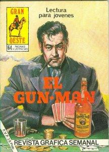 Gran Oeste numero 470: El Gun-Man