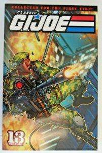 *Classic GI Joe TPB 13 (IDW, '09, 1st Edition) Collects 121-130