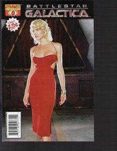 Battlestar Galactica #0 (Dynamite, 2006)