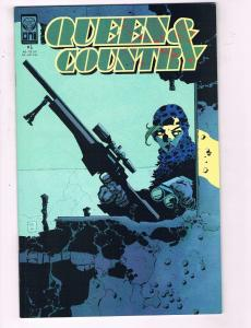 Lot Of 7 Queen & Country Oni Press Comic Books # 1 2 3 4 5 6 7 Greg Rucka CH2