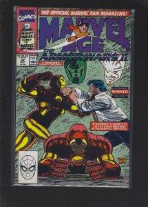Marvel Age #92 (1990)
