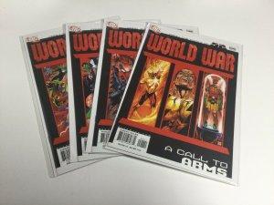 World War III 1-4 Nm Near Mint DC Comics