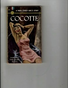 3 Books Cocotte Star Science Fiction No. 6 The Planet Strappers Mystery JK34