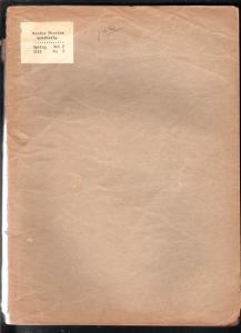 WONDER STORIES QUARTERLY 1931 SPRING-SCI-FI PULP FR