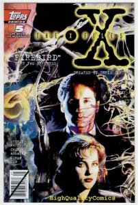 X-FILES #5, NM+, Dana Scully, 1st, Fox Mulder, Carter, more XF in store