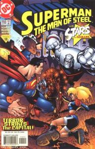 Superman: The Man of Steel #110, NM + (Stock photo)