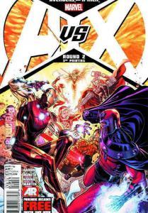 Avengers vs. X-Men #2 (3rd) VF; Marvel | save on shipping - details inside