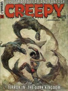 Creepy (1964 series) #9, VG+ (Stock photo)