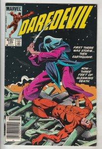 Daredevil #199 (Oct-83) VF/NM High-Grade Daredevil