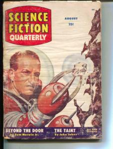 Science Fiction Quarterly-Pulp-8/1955-John Jakes-Sam Merwin, Jr