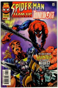 Spider-Man Team-Up #7 (VF+) Thunderbolts! ID#SBX2