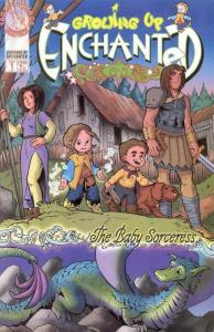 Growing Up Enchanted #1 VF/NM; Too Hip Gotta Go   save on shipping - details ins