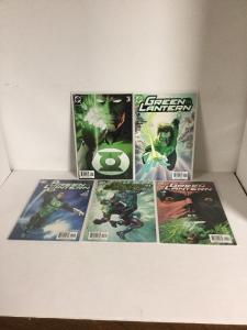 Green Lantern 1-4 Alex Ross Variant 2005 Nm Near Mint 9.4