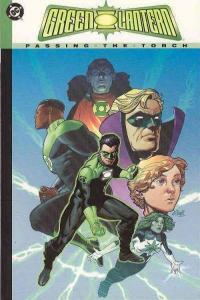 Green Lantern (1990 series) Passing the Torch TPB #1, NM + (Stock photo)