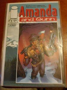 Amanda and Gunn #1 (1997)