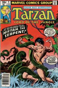 Tarzan (1977 series) #9, Fine+ (Stock photo)