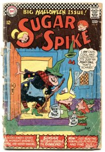 Sugar and Spike #67 1966- DC Comics- Sheldon Mayer P