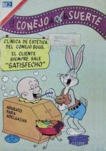 Conejo de la Suerte #450 FN; Novaro | save on shipping - details inside