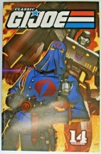 *Classic GI Joe TPB 14 (IDW, '09, 1st Edition) Collects 131-140