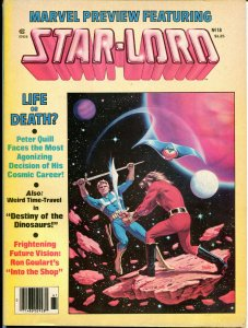 MARVEL PREVIEW #18, FN,  STAR-LORD, 1975, more Guardians of the Galaxy in store
