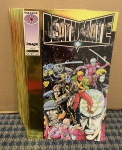 1993 DEATHMATE (Yellow) Comic (Lot of 20) Modern, Valiant (E3)