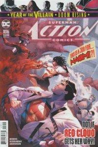 Action Comics (2016 series) #1016, NM + (Stock photo)