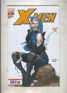 X Men publicacion mensual vol 1 numero 006