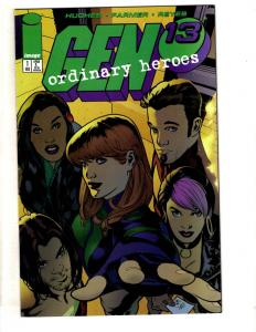 6 Gen 13 Image Comic Books Ordinary 1 2 + Vacation + Interactive 1 2 3 CR30
