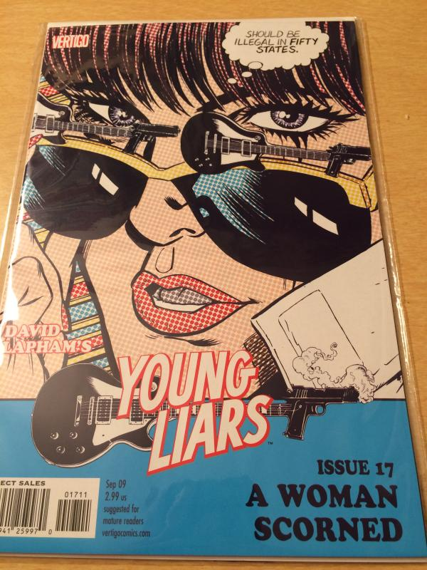 Young Liars #17