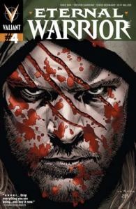 Eternal Warrior (2013 series) #4, NM- (Stock photo)