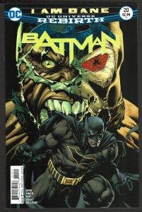 Batman #20 Rebirth (Jun 2017, DC) 0 8.5 VF+