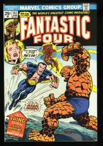 Fantastic Four #147 VF 8.0