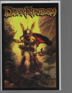 Dark Kingdom #1 (Image, 2009) - Frank Frazetta