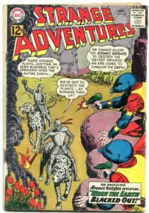 Strange Adventures #144 1962- only ATOMIC KNIGHTS cover G/VG