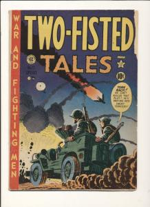 Two-Fisted Tales (1950 series) #23, VG (Actual scan)