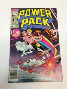 Power Pack 1 1st App. VF-/VF Newsstand Copy Needs Pressed