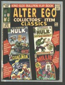 Alter Ego #27 2003-Jeff Gelb collection-Superman-Batman-Alex Toth-Reed Cranda...