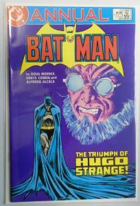 Batman Annual #10, 8.0/VF (1986)