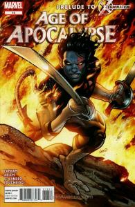 Age of Apocalypse #13 VF; Marvel | save on shipping - details inside